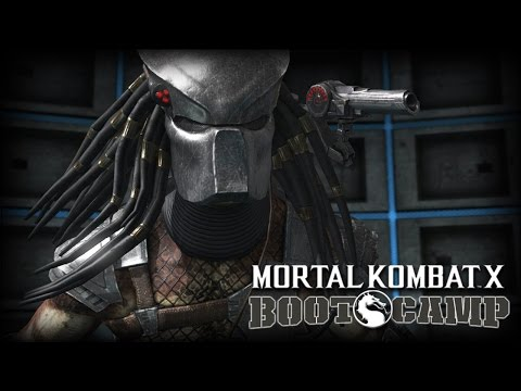 MKX - Boot Camp Episode 4 Part 2: Learning Predator (Practice Mode)
