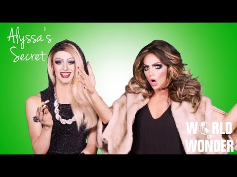 edwards - Enjoy the video? Subscribe here! http://bit.ly/1fkX0CV Alyssa Edwards welcomes her daughter Laganja Estranja to another episode of Alyssa's Secret. In this e...