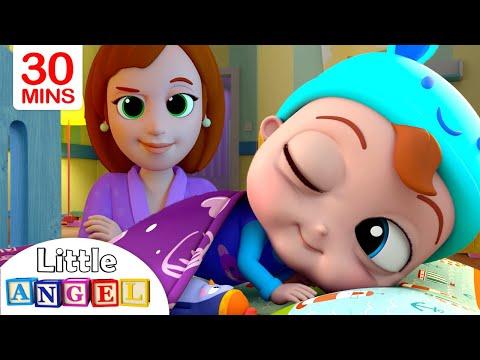 Yes, Yes, Baby Go to Sleep | Kids Songs & Nursery Rhymes by Little Angel