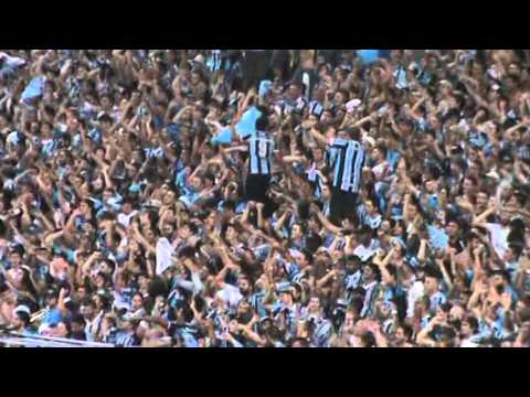 Libertadores da America 2016 - Grêmio 4 x 0 LDU - Geral do Grêmio - Grêmio