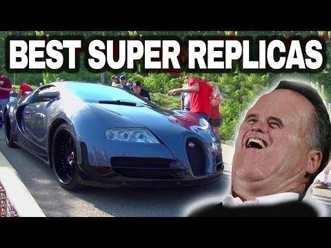 The Best Supercar Replicas Ever