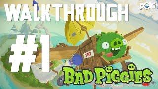 Bad Piggies HD 2015