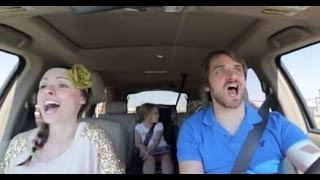 Good Looking Parents Sing Disney's Frozen (Love Is an Open Door) - YouTube