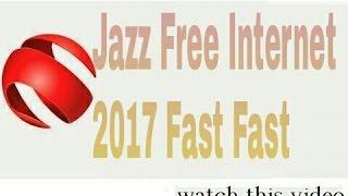 Jazz free internet ageya hai ...Thanks for watching