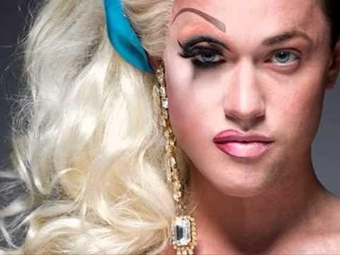transformistas - A gente sabe que uma maquiagem bem feita pode transformar uma pessoa em outra, não é mesmo? Esse video deixa ainda mais evidente quando a ideia é testada em ...
