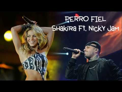 Perro fiel_Shakira, Nicky Jam
