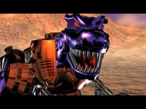 First 30 Minutes: Transformers: Beast Wars Transmetals [PS1/N64]