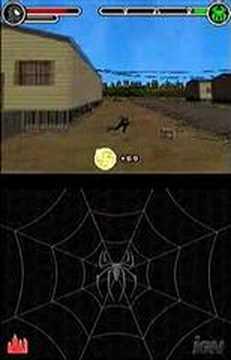 spider man 3 nintendo ds gameplay