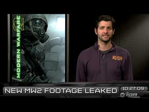 preview-IGN Daily Fix, 10-27: A New DSi, A New GoldenEye, & MW 2 (IGN)