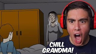 Video I Reacted To Scary Story Animations Of True Horror Experiences (And Now I Can't Sleep) MP3, 3GP, MP4, WEBM, AVI, FLV Agustus 2019