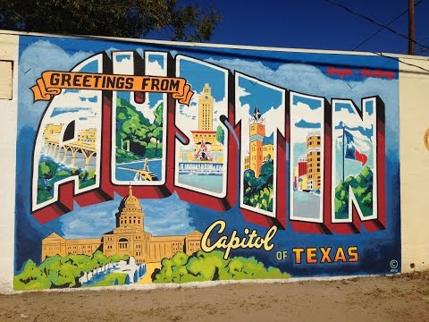 5 things to do in Austin in one day!