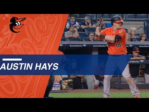 Video: Top Prospects: Austin Hays, OF, Orioles