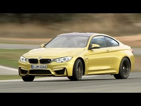 ► 2014 BMW M4 Coupe – Test Drive on Race Track