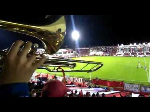 los andes vs  brown de adrogue  hinchada 2 - La Banda Descontrolada - Los Andes