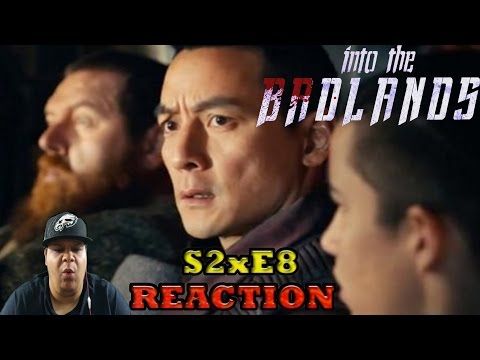 "INTO THE BADLANDS - SEASON 2 EPISODE 8 REACTION ""STING OF THE SCORPIONS TAIL"""