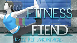 Fitness Fiend – Wii Fit Trainer Combo/Highlight Montage