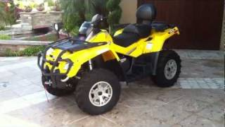 9. BEST Can-am Outlander 800 Max XT FOR SALE!!!!!!!