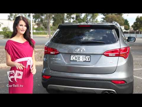 Hyundai Santa Fe 2013 – Review