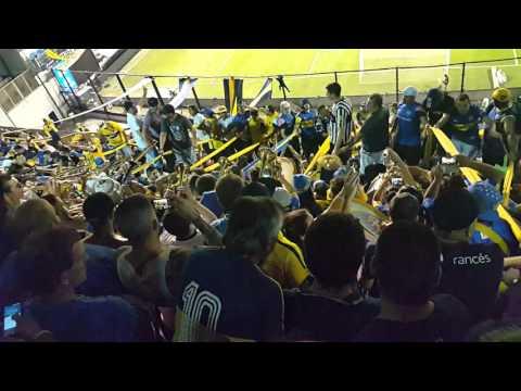 Post partido - La 12 - Boca Juniors