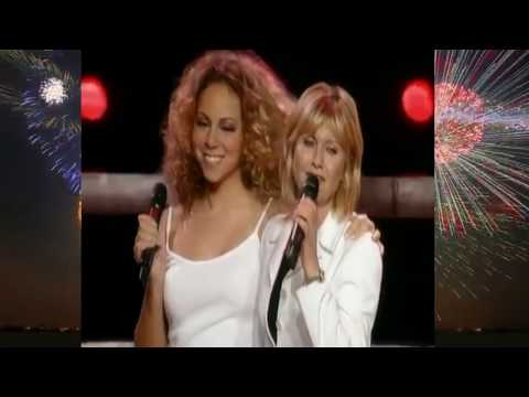 Mariah Carey, Olivia Newton John to 20 years