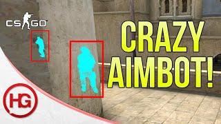 Crazy Aimbot! (CS:GO Overwatch #23)
