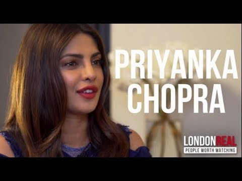 PRIYANKA CHOPRA - CONFIDENCE - PART 1/2 | London Real