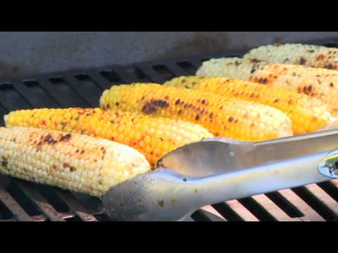 Weber's Recipe of the Week—Corn on the Cob Three Different Ways