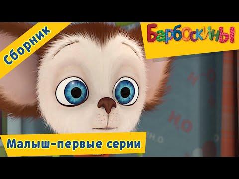 Малыш 🐶 первые серии ⭐️ Барбоскины 💥 Сборник мультфильмов 2018 (видео)