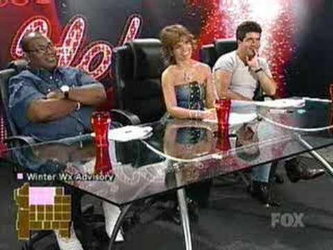 American Idol 3 - Amy Adams Audition