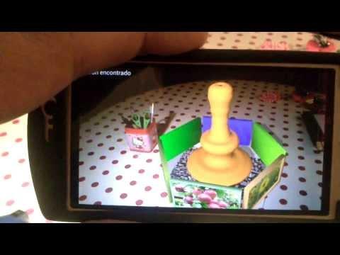 Video of ModelAN3DPro : 3D paint & AR