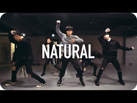 Video Natural - Imagine Dragons / Koosung Jung Choreography download in MP3, 3GP, MP4, WEBM, AVI, FLV January 2017