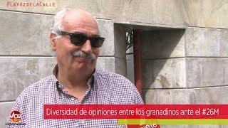 #LaVozdelaCalle: ¿Quién será el próximo alcalde de Granada tras el 26M?