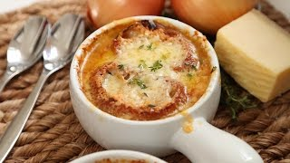 French Onion Soup  #Homemade
