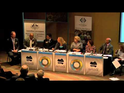 Panel Discussion (pt 3) What future for Australian farmers?