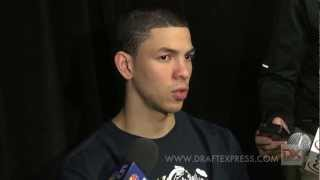 2012 Austin Rivers Draft Combine Interview