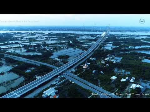 Cao tốc Bến Lức Dầu Giây đoạn nhà bè & Đồng Nai 5:2018