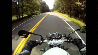 9. 2012 Triumph Street Triple R 675 Review HD