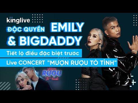 ĐỘC QUYỀN | BIGDADDY & EMILY TIẾT LỘ ĐIỀU ĐẶC BIỆT TRƯỚC GIỜ G - Thời lượng: 2 phút, 16 giây.