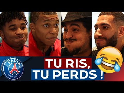 Video TU RIS, TU PERDS ! CHALLENGE feat. Mbappé, Rabiot, Areola, Nkunku download in MP3, 3GP, MP4, WEBM, AVI, FLV January 2017