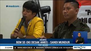 Video BEM se-DKI Jakarta Desak Anies-Sandi Mundur MP3, 3GP, MP4, WEBM, AVI, FLV Mei 2019