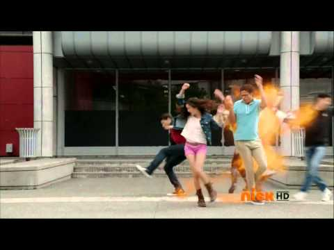 air - The Love Triangle. This scene is from Power Rangers Super Megaforce
