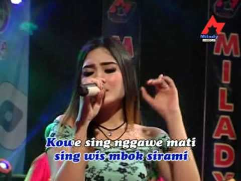 Video Nella Kharisma - Akhire Cidro  [OFFICIAL] download in MP3, 3GP, MP4, WEBM, AVI, FLV January 2017