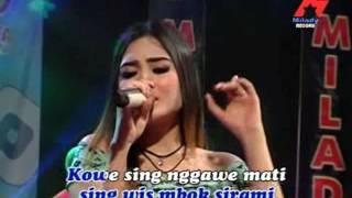 Video Nella Kharisma - Akhire Cidro (Official Music Video) MP3, 3GP, MP4, WEBM, AVI, FLV Februari 2018