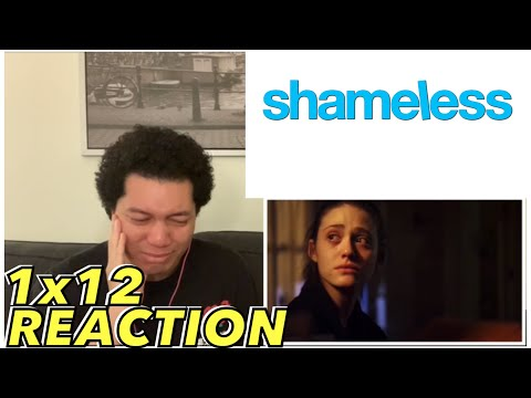 "Shameless Reaction Season 1 Episode 12 ""Father Frank, Full of Grace"" 1x12 REACTION!!!"