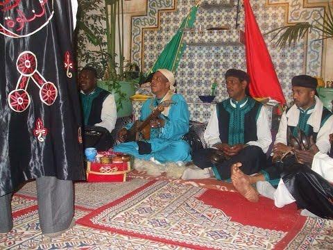 Màalam Mustapha Bakbo Lila 2016 – Lkouhal -'_ Loghmami _-' & Gnawa Oulad Bambra