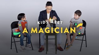 Video Kids Meet a Magician! | Kids Meet | HiHo Kids MP3, 3GP, MP4, WEBM, AVI, FLV Oktober 2018