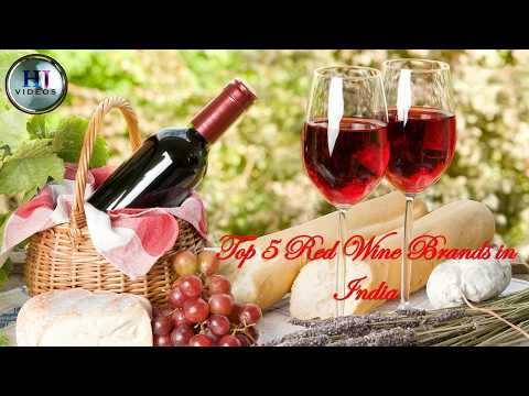 Red wine | Top 5 red wine in india 2018