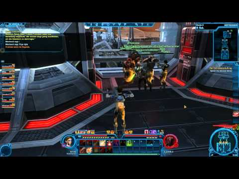 Star Wars: The Old Republic – Gameplay German/Deutsch Part 1