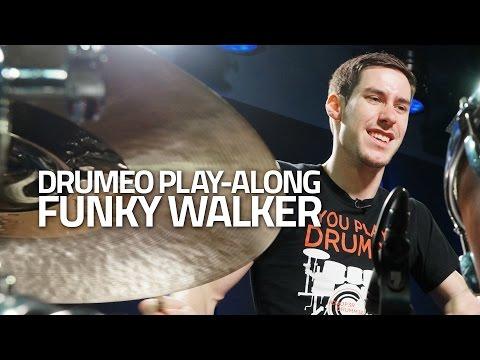 Super Fun Funk Drum Cover