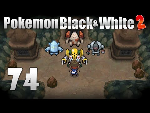 Pokémon Black 2 / White 2 Walkthrough: Catching Ho-Oh at Bell Tower